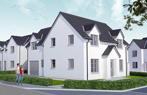 Plot 112 - The Birse - Balgillo Heights