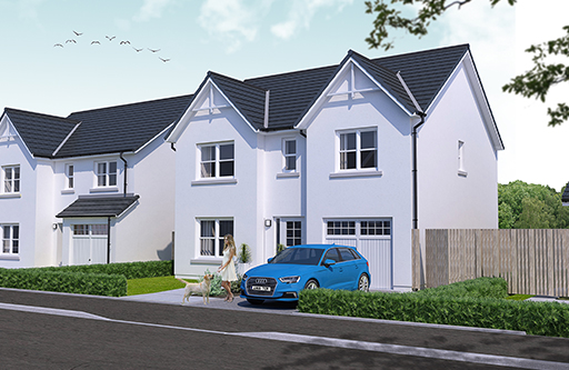 Plot 9 - The Tummel - Durris