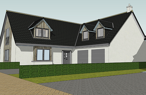Plot 1 - The Gullane - Cairnfields