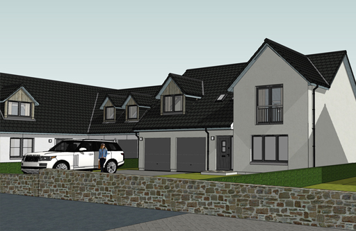 Plot 5 - The Marr - Cairnfields