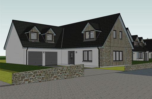 Plot 4 - The Strathdon - Cairnfields