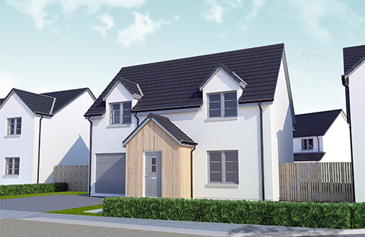 Plot 19 - The Carnie - Countesswells