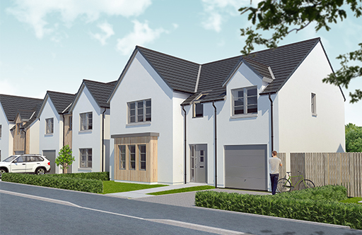 Plot 11 - The Lyon - Countesswells
