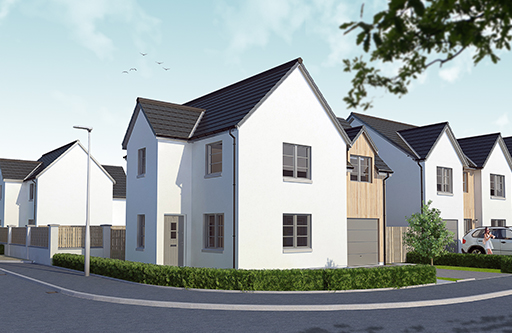Plot 21 - The Strathbeg - Countesswells