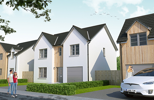 Plot 20 - The Tummel - Countesswells