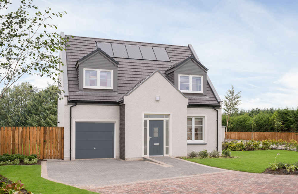Plot 20 - The Craig - Charleston Grange