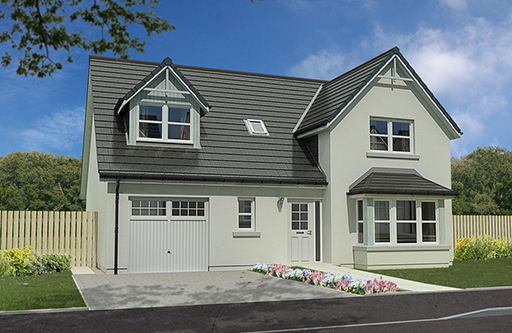 Plot 18 - The Crovie - The Beeches