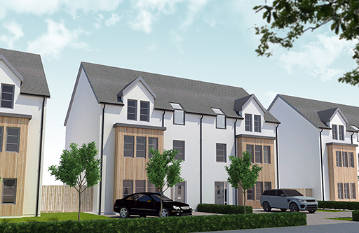 Plot 4 - The Balmoral - Countesswells