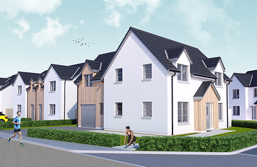 Plot 30 - The Birse - Countesswells