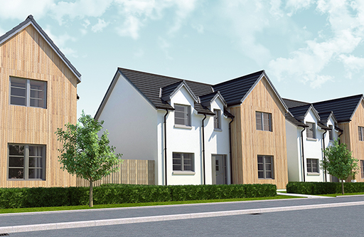 Plot 44 - The Buchan - Countesswells