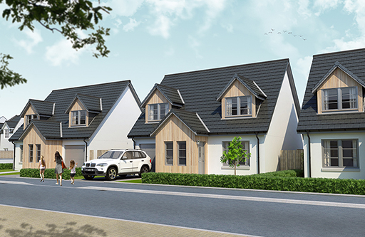 Plot 40 - The Craig - Countesswells