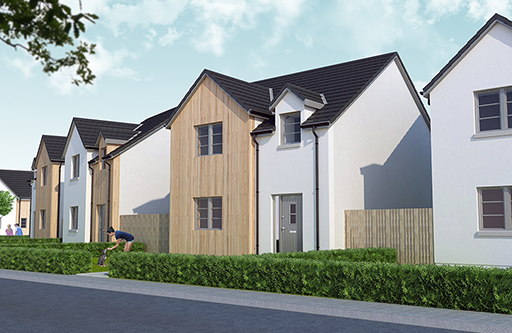 Plot 46 - The Potarch - Countesswells