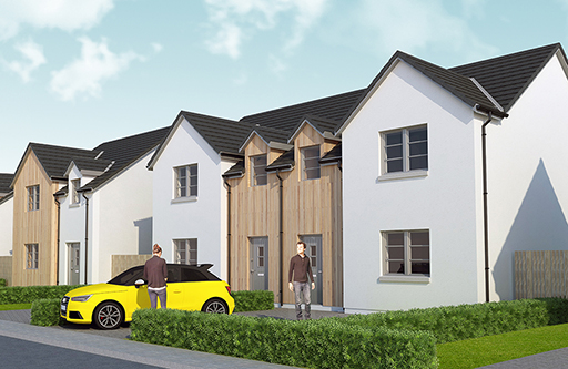 Plot 8 - The Tewel - Countesswells