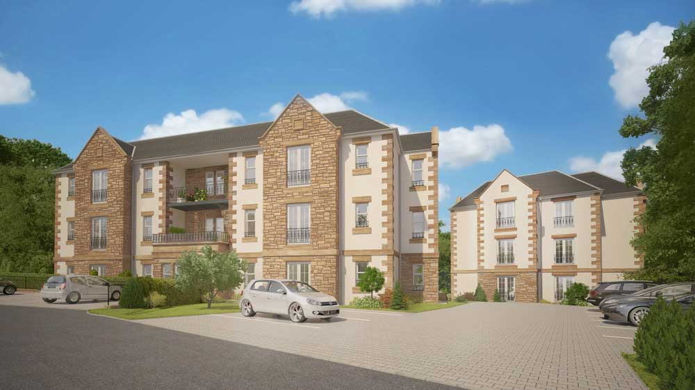 Plot 8 - The Ross - Dornoch Royal Golf Apartments