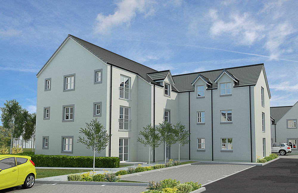 Plot 40 - Apartment B - Charleston Grange
