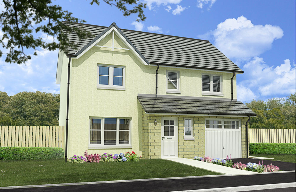 Plot 31 - The Atholl - Kingsford Rise