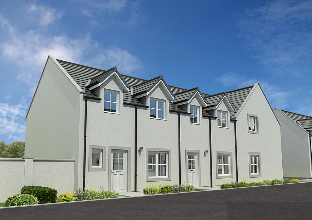Plot 174 - The Inver - Kingsford Rise