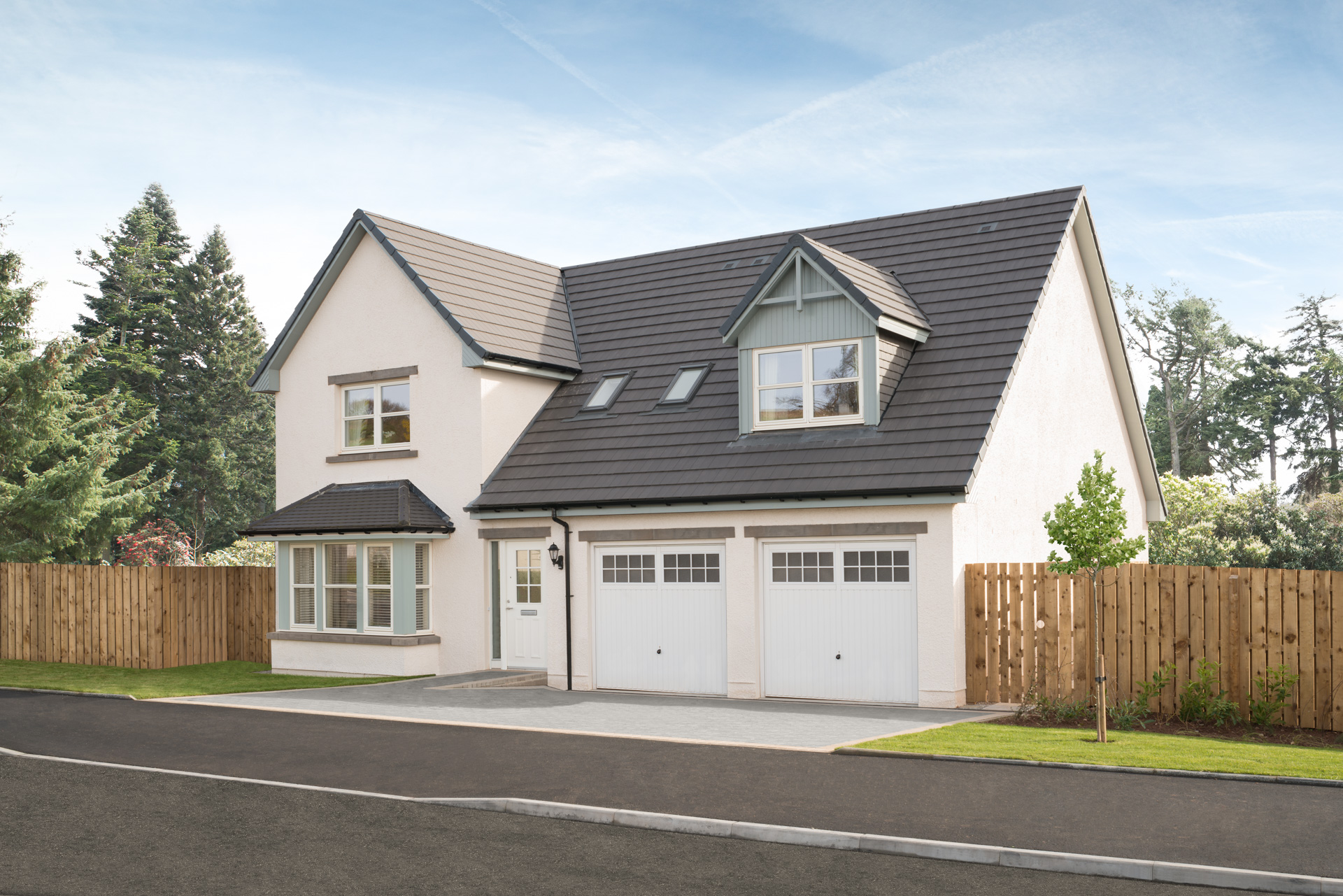 Plot 6 - The Marr - The Beeches