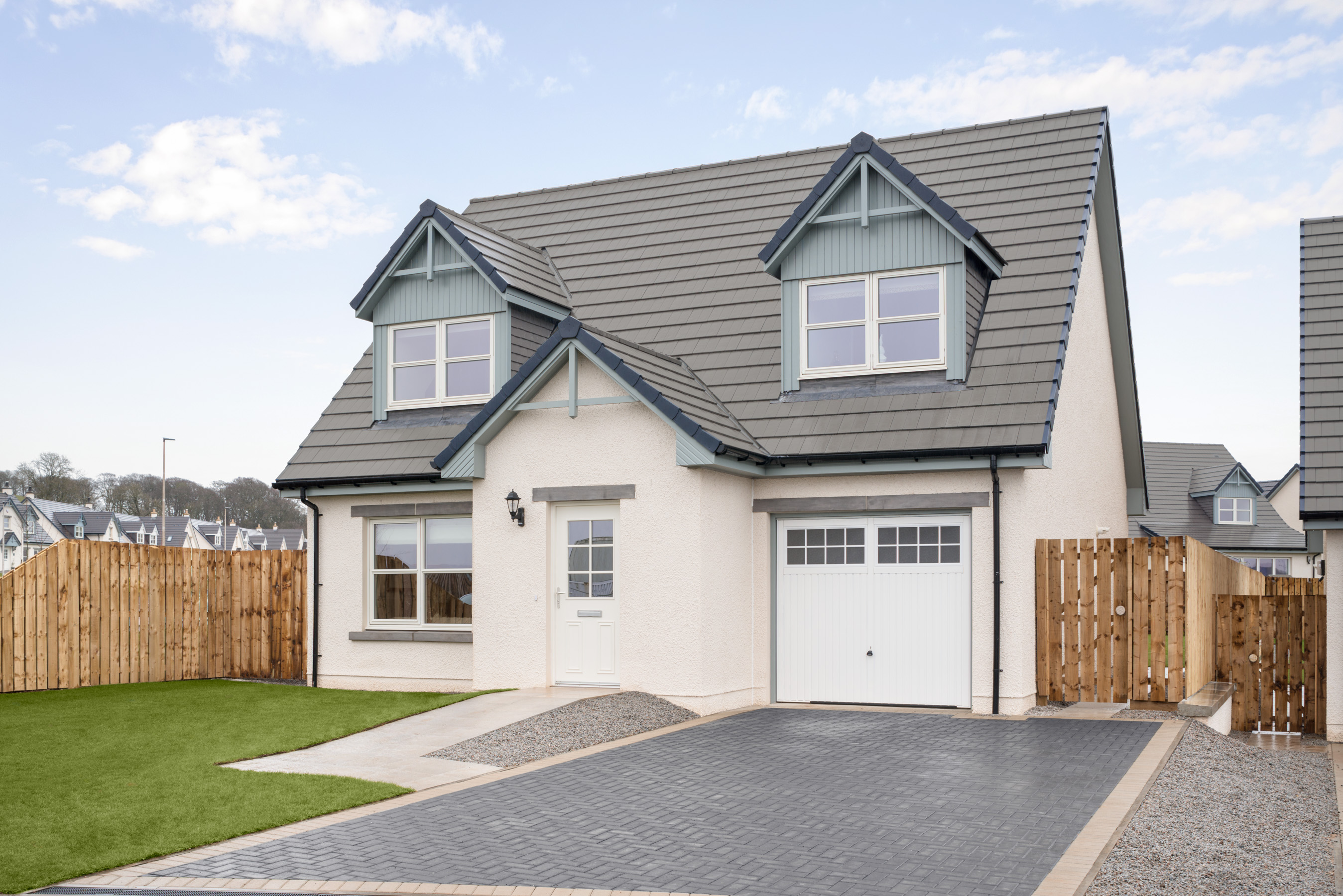 Plot 161 - The Craig - Kingsford Rise