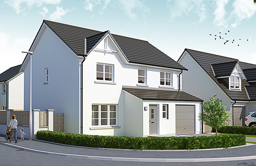 Plot 9 - The Atholl - Balgillo Heights
