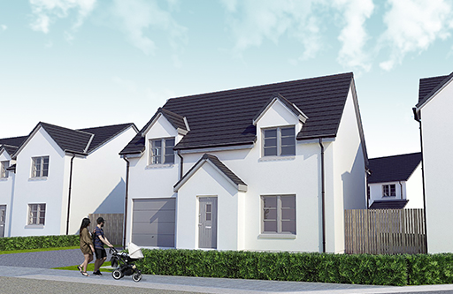 Plot 116 - The Carnie - Balgillo Heights