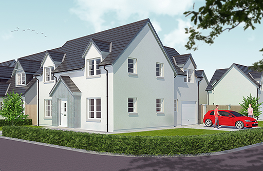 Plot 29 - The Birse - Cowdray Meadows