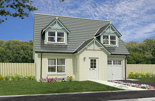 Plot 17 - The Craig - Cowdray Meadows