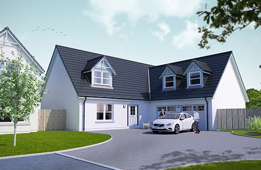 Plot 13 - The Strathdon - Cowdray Meadows