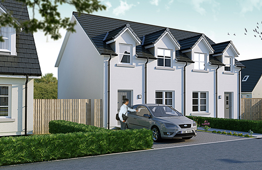 Plot 125 - The Keir - Balgillo Heights