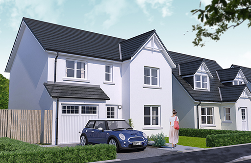 Plot 34 - The Buchan - Kingsford Rise