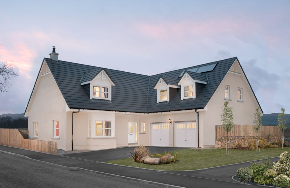 Plot 12 – The Gullane – Ury Estate