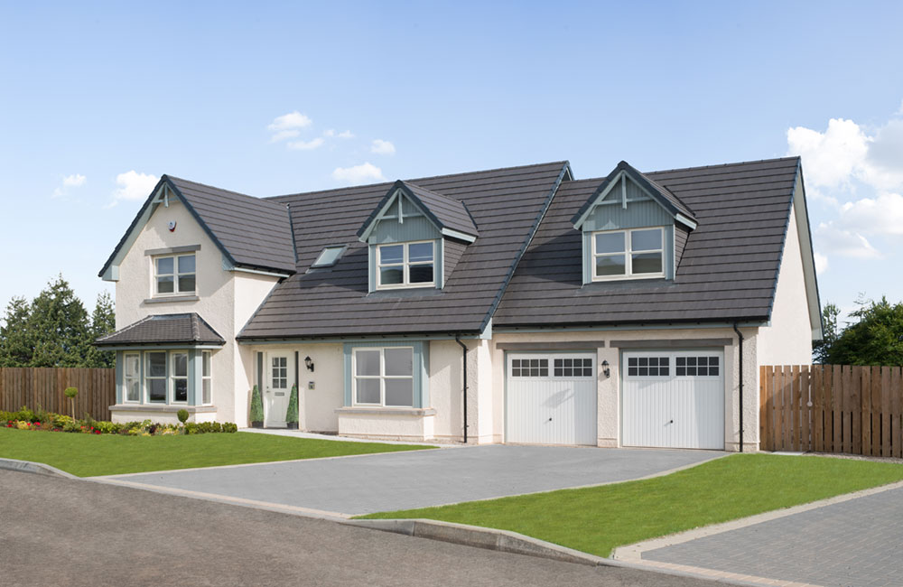 Plot 134 - The Drumallan - Ury Estate